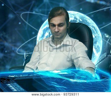 man of the future scientific