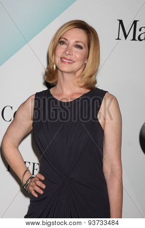 LOS ANGELES - JUN 16:  Sharon Lawrence at the Women In Film 2015 Crystal + Lucy Awards at the Century Plaza Hotel on June 16, 2015 in Century City, CA