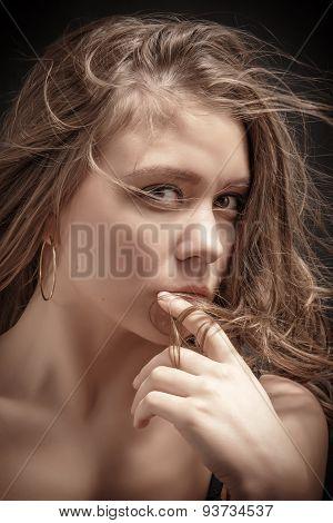 Girl Thinker