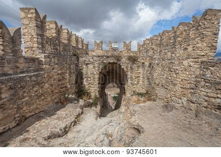 Castle Sperlinga