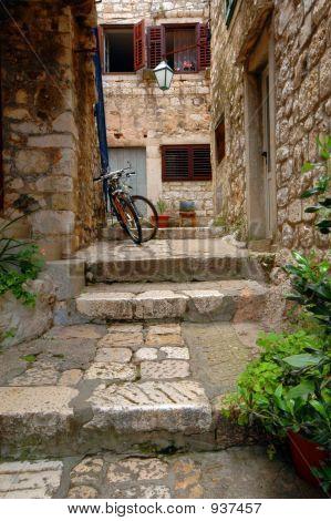 Neighborhood In Croatia