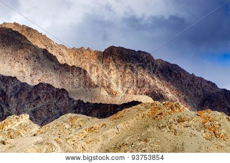 Moonland, Leh, Ladakh, Jammu And Kashmir, India