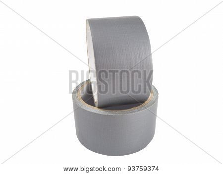 Two Rolls Of Adhesive Tape