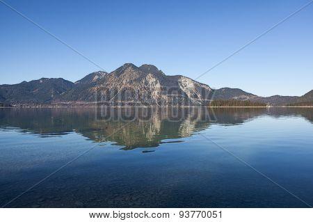 Walchensee Bavaria