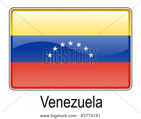 venezuela official state flag