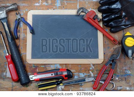 Tools and Workbench