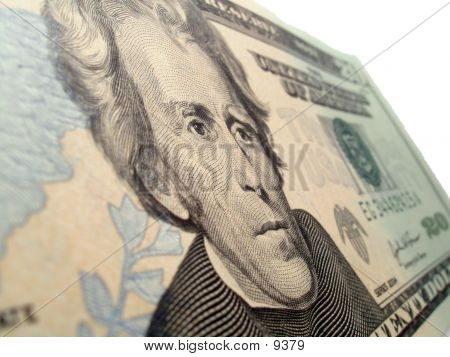 Andrew Jackson Porträt
