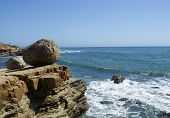 Cabrillo National Monument Ocean View poster