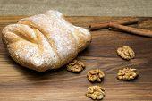 image of cinnamon sticks  - Image of tasty breakfast concept  - JPG