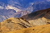 picture of jammu kashmir  - Mountains ladakh landscape Leh Jammu Kashmir India - JPG