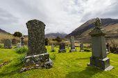 foto of graveyard  - Graveyard in Ault A - JPG
