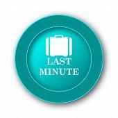 Постер, плакат: Last Minute Icon