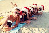 foto of beach hat  - friendship - JPG