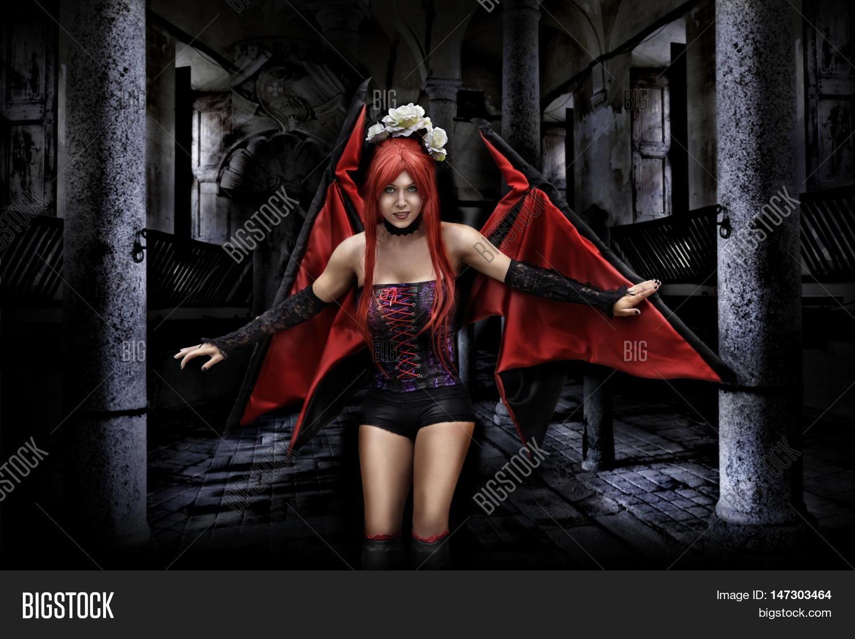 Sexy halloween vampire art xxx girlfriends