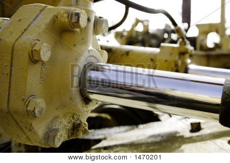 Hydrolic Piston 1