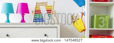 Storing Baby Toys