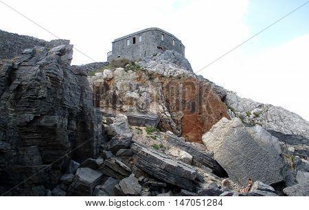 View Of Portovenere Promontory