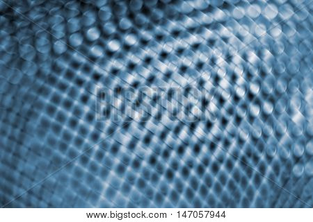 Blurred metallic background abstract tech backdrop for your design.