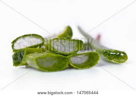 Aloe Vera (also Called As Aloe Barbadensis Mill., Star Cactus, Aloe, Aloin, Jafferabad, Vera Or Barb