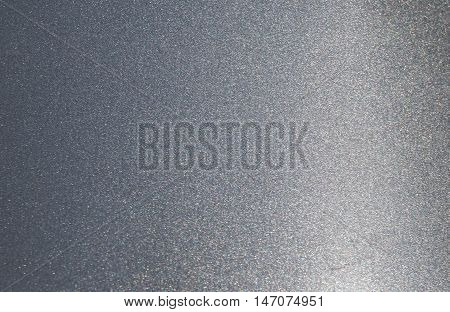 smooth metal surface close up for background