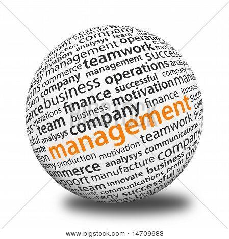 Word Ball - Management