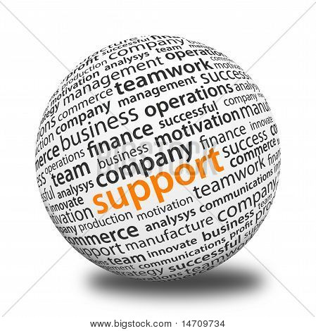 Word Ball - Support
