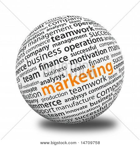 Word Ball - Marketing