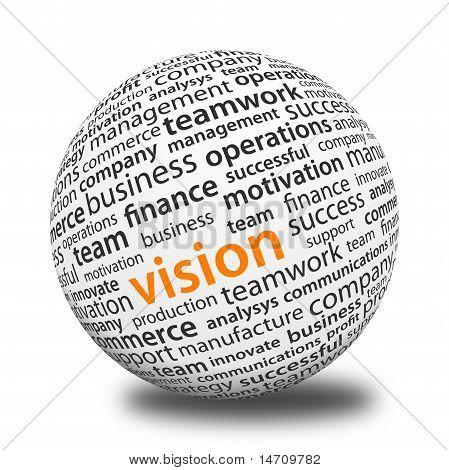 Word Ball - Vision