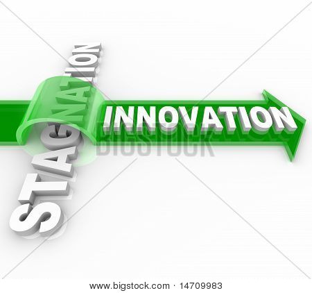 Innovation Vs Stagnation - Creative Change Versus Status Quo