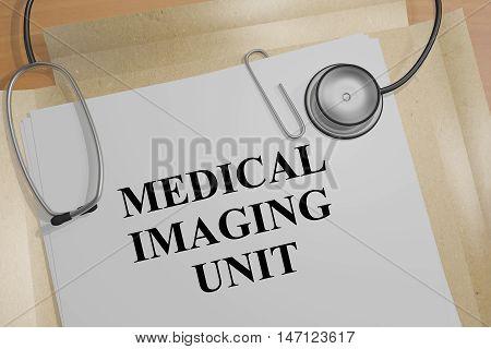 Medical Imaging Unit Concept