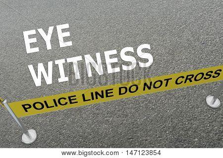 Eye Witness Concept