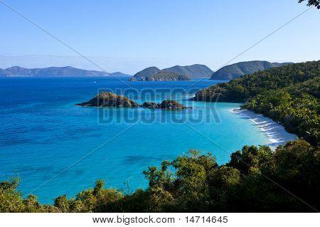 Trunk Bay, Us Virgin Islands