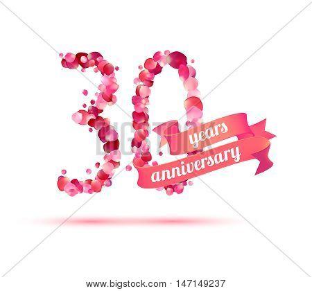 Thirty (30) Years Anniversary