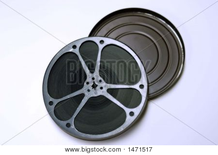 Old Movie Reel