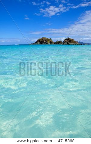 Turquoise Water, Trunk Bay