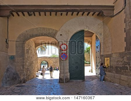 Old Town Portals