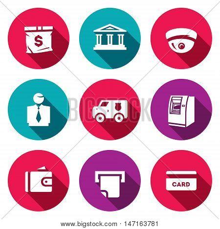 Encashment, Banks filial, Security, Staff Cash Finance Service Receipt