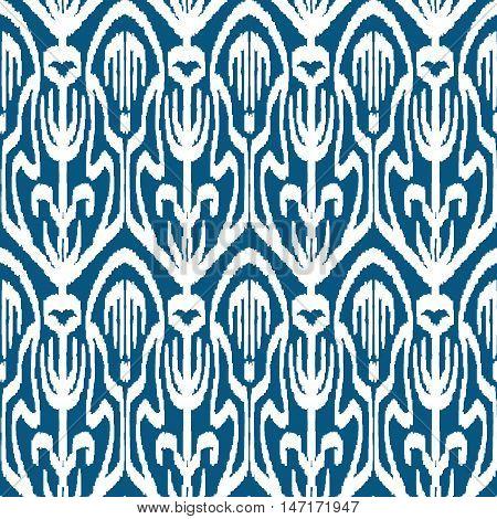 Ethnic Hand Drawn Seamless Pattern