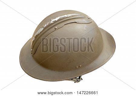 British battle helmet MkII