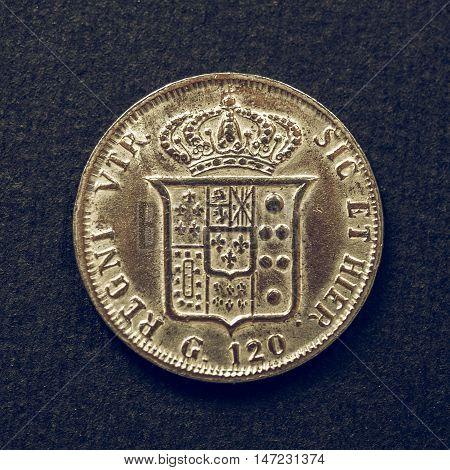 Vintage Vintage Coin