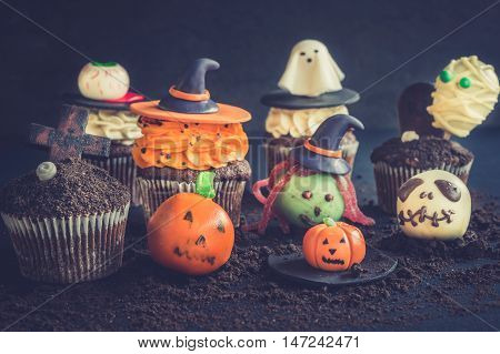 Halloween Sweet Decoration