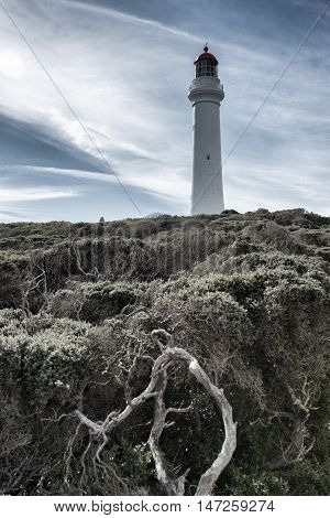 Split Point Lighthouse In Aireys Inlet.