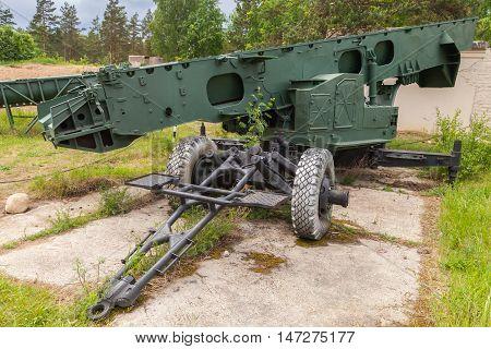 Sopka Soviet Coastal Defense System