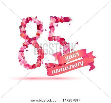 Eighty Five (85) Years Anniversary