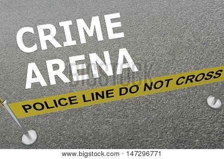Crime Arena Concept