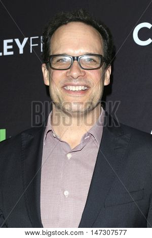 LOS ANGELES - SEP 10:  Diedrich Bader at the PaleyFest 2016 Fall TV Preview - ABC at the Paley Center For Media on September 10, 2016 in Beverly Hills, CA