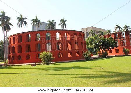 Jantar Mantar Inside Walls