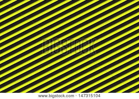 Black and yellow abstract background vector illustration