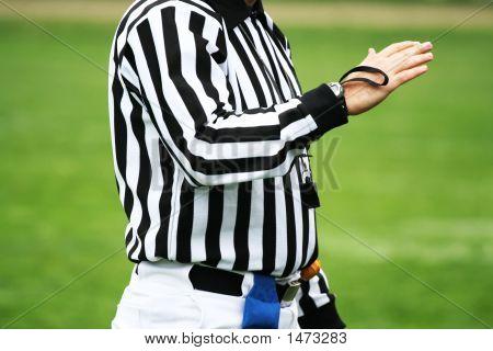 Referee Decision