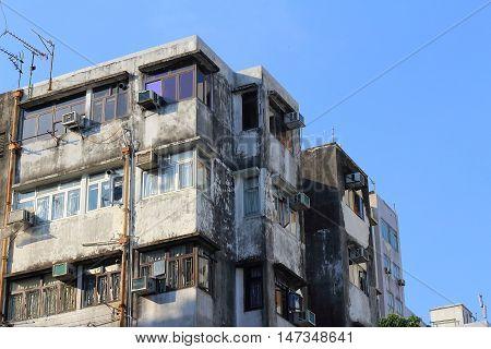 Old Apartment At  Sai Kung Town